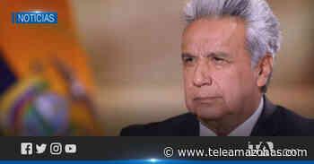 Lenin Moreno envía mensaje a Guadalupe Llori, presidenta de la Asamblea - Teleamazonas
