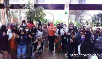 Conviven candidatas de MC con maestras de Guadalupe - NTR Zacatecas .com