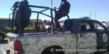 Metropol captura a defraudador en Guadalupe - Noticias - Express Zacatecas