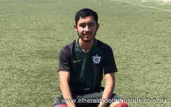 Kevin, jugador clave en el Inter de Guadalupe de la Liga MXA de futbol - El Heraldo de Chihuahua