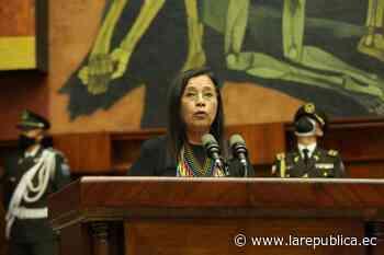 Guadalupe Llori, presidenta de la Asamblea Nacional - La República Ecuador