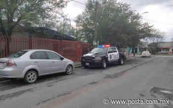 Detienen a joven por robo en escuela de Guadalupe - POSTA