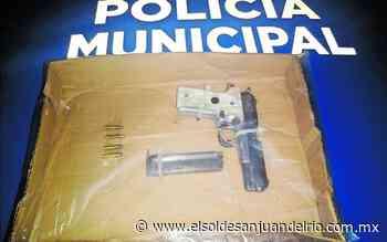 Empistolados detenidos en Guadalupe de Las Peñas - El Sol de San Juan del Río