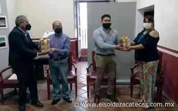 Presentan disco cívico en Guadalupe, Zacatecas - El Sol de Zacatecas