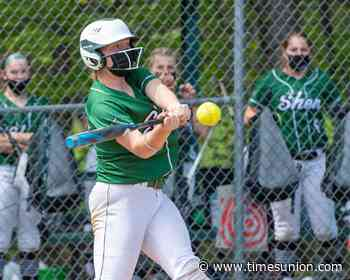 Shenendehowa softball slugs its way past Colonie