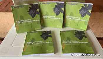 El mundo maravilloso de las plantas en Sibaté, consignado en un libro - Caracol Radio