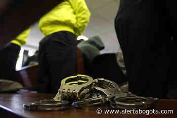 Capturan a presuntos responsables de quemar peaje de Sibaté, Cundinamarca - Alerta Bogotá