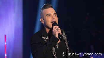 Robbie Williams mimics Beyoncé as he dances to 'Single Ladies' in social media video - Yahoo News UK