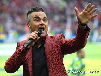 Robbie Williams will play himself in biopic - Toronto Sun