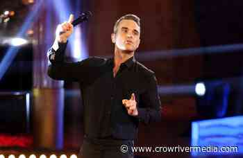 Robbie Williams is playing himself in his upcoming biopic - Crow River Media