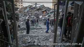 Gaza air strikes will continue: Netanyahu - Western Advocate