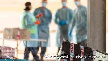 India flight passengers begin quarantine - Western Advocate