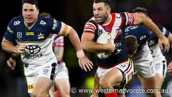 Roosters rally after Cowboys comeback - Western Advocate