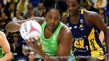 Fever back in business with netball win - Western Advocate