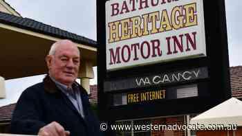 Graham 'Spud' Spurway retires after selling Bathurst Heritage Motor Inn - Western Advocate