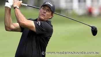 Mickelson gets special invite for US Open - Western Advocate