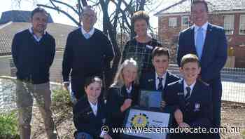 Bathurst Public School unveils new garden - Western Advocate