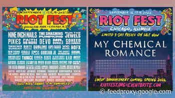 Riot Fest adds NIN, Faith No More, Devo, Dinosaur Jr & more to 2021 lineup