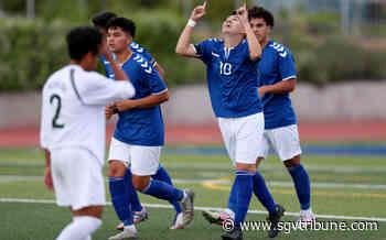 Boys soccer second round CIF-SS playoff scores: Baldwin Park, Montebello, La Canada all win - The San Gabriel Valley Tribune