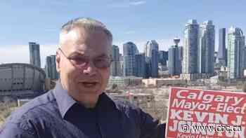 Calgary mayoral candidate who has threatened health workers arrested for attending illegal gathering