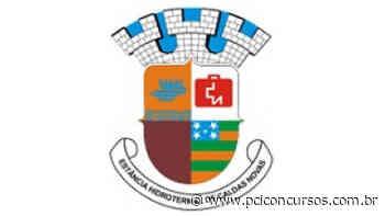 Prefeitura de Caldas Novas - GO realiza novo Processo Seletivo com 101 vagas disponíveis - PCI Concursos