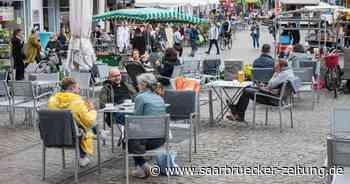 Corona-Regeln im Saarland: Lockerungen ab Sonntag auch in Neunkirchen - Saarbrücker Zeitung