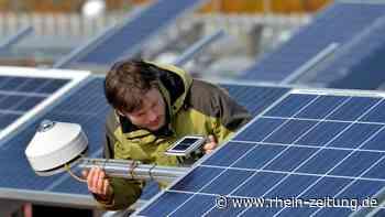 Für mehr Solarenergie: SPD in der VG Westerburg will öffentliche Gebäude mit Fotovoltaik ausstatten - Rhein-Zeitung