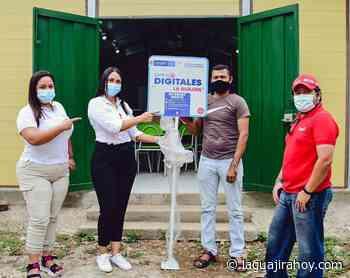 Hatonuevo apunta a ser el primer municipio del departamento con Centros Digitales - La Guajira Hoy.com