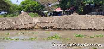 Alcalde de Salamina pide al Gobierno Nacional pronta solución al problema de erosión costera - El Informador - Santa Marta