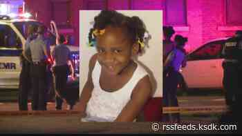 St. Louis dad vows to keep searching for 8-year-old daughter's murderer