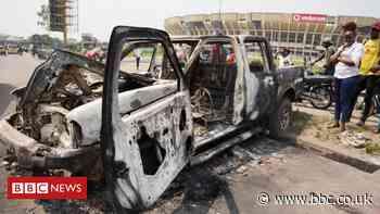 DR Congo Eid clashes: Court hands down death sentences