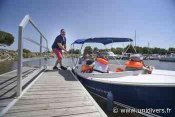 Promenade privatisée en bateau électrique Le Teich - Unidivers