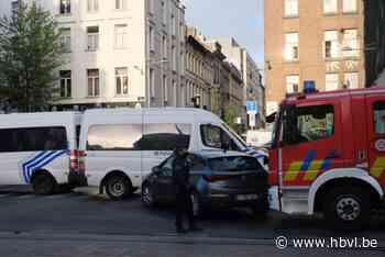 Politie valt binnen in woning na hele namiddag onderhandelen: gijzeling Sint-Joost-Ten-Node afgelopen - Het Belang van Limburg