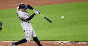 Aaron Judge's Mastery Over Baltimore Continues in Win