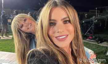 Star photos: Sofia Vergara and Heidi Klum's late night antics and more - HOLA! USA