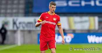 Lars Bender wird Bayer-Ehrenspielführer - SPORT1