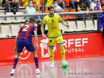 Jaén FS y Barca empatan en la Salobreja - HoraJaén
