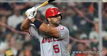 Dodgers sign ex-Angels slugger Albert Pujols, beat Marlins for fourth win in a row