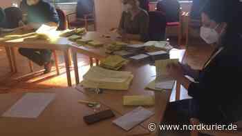 Bürgermeisterwahlen: Jetzt beginnt in Friedland und Altentreptow das große Zählen | Nordkurier.de - Nordkurier