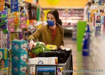 Some Cincinnati grocery stores are lifting mask requirements. Here's what we know.