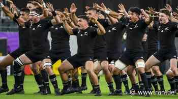 """Rugby - Rugby: Neuseeländische Spieler-Vereinigung will Verkauf von """"All Blacks""""-Anteilen verhindern - RAN"""