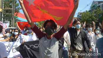Myanmar junta attacks western town that resisted coup