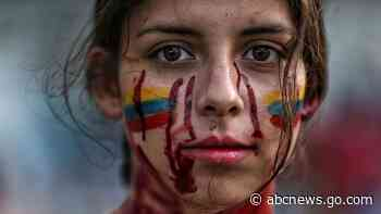 Bleak futures fuel widespread protests by young Colombians