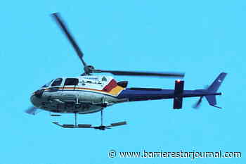 Police enlist RCMP helicopter to disperse thousands crowded on Vancouver beach – Barriere Star Journal - Barriere Star Journal