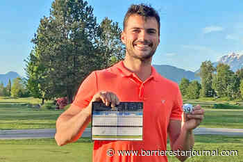 VIDEO: BC golfer shoots a 59, then jumps in the water – Barriere Star Journal - Barriere Star Journal