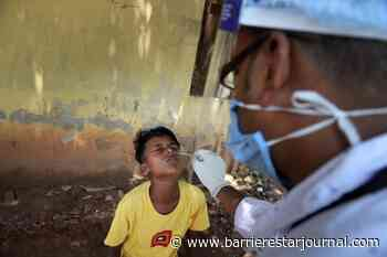 India reports drop in COVID-19 cases in Delhi, Mumbai - Barriere Star Journal