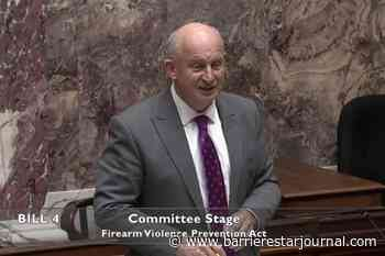 BC seeking ways to 'name and shame' gangsters, minister says – Barriere Star Journal - Barriere Star Journal