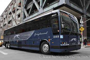 Greyhound to cut all bus routes, shutdown operations in Canada - Barriere Star Journal