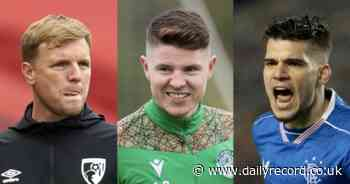 Transfer news RECAP as Celtic and Rangers plus Hibs, Hearts and Aberdeen eye signings - Scottish Daily Record