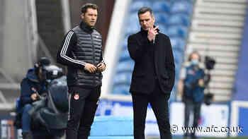 Stephen Glass | Rangers Reaction - afc.co.uk